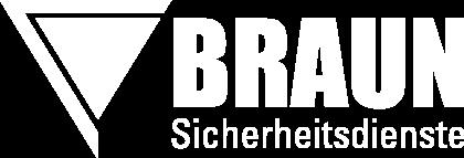 Braun Sicherheitsdienste Logo